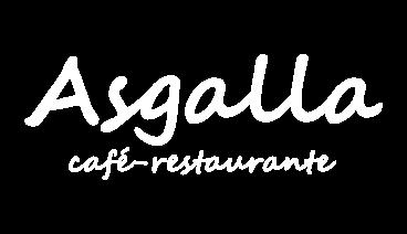 Logo Asgalla negativo